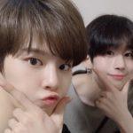 X1 スンウとウソクのプチハプニング【動画】