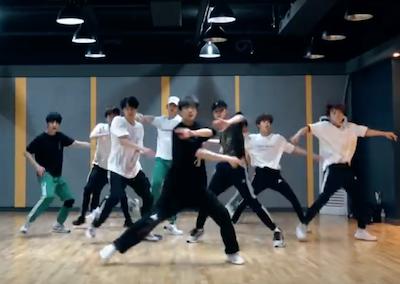 X1 デビュープレミアショーコンで披露するユガリ(U GOT IT)の練習動画を公開!