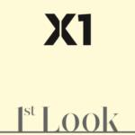 X1 メンバーたちが表紙を飾り、24ページの特集が組まれる『1st Look』の発売が決定
