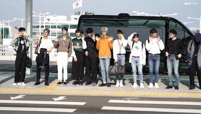 X1 メンバーたちが日本へ出国!空港ファッション動画まとめ♡《190915》
