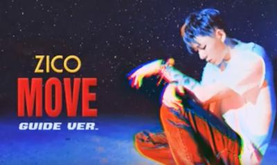 X1 ウンジギョ(MOVE)の生みの親!ZICOさんが歌うウンジギョフルver.動画