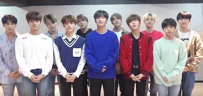X1 スンヨンの新しい髪色もわかる♡『K-POP FESTA IN BANGKOK』出演告知動画