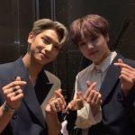 ハンギョルがX1メンバー たちの名前を呼んで 「愛してる♡♡♡」
