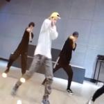 ぴえん!スンヨンがインスタストーリーにてダンサーと『DREAM』を披露!