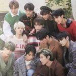 《THE STAR》1月2月号のX1未公開特集のメンバー達