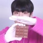 ウンサンのチョコレートの見せ方、わろたw w w