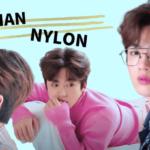 ヨハンが掲載されたNYLON 5月号撮影の様子が公開